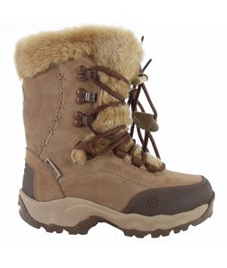 Hi-Tec St Moritz 200 Casual Boots Brown/Cream