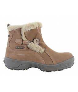 Hi-Tec V-Lite Snowflake Pull On 200 Casual Boots Honey/Sable