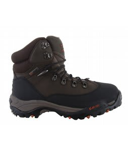Hi-Tec Yeti 2 200 Hiking Boots Dk Chocolate