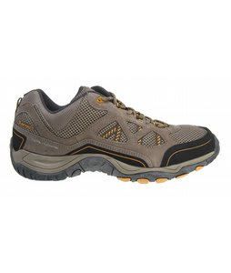 Hi-Tec Total Terrain Aero Hiking Shoes Smokey Brown/Taupe