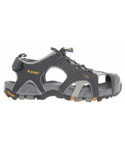 Hi-Tec V-Lite Diablo Water Shoes Dark Grey/Cool Grey/Sunflower