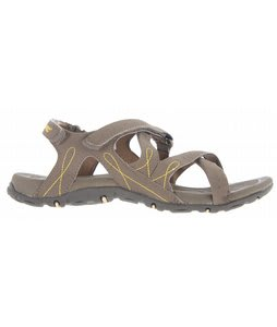 Hi-Tec Waimea Falls Sandals Light Taupe/Olive/Golden Haze