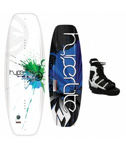 Hyperlite Motive Wakeboard w/ Sprint Bindings