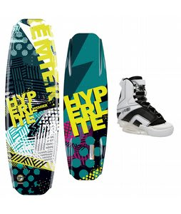 Hyperlite Premier Wakeboard w/ Remix Bindings