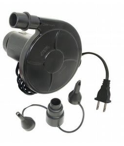 HO 110 Volt Electric Compact Inflator w/ Deflator