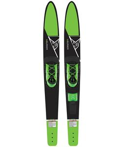 HO Burner Combo Skis 67 w/ Blaze RTS Binding Package