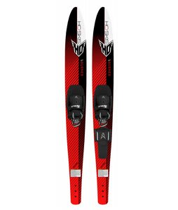 HO Burner Combo Waterskis 67 w/ Combo Contour & Rts Boots