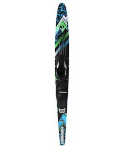 HO CDX Slalom Waterski 66 w/ Level Bindings