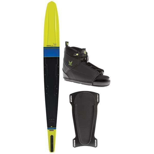 HO CX Slalom Ski 67in w/ Xmax Front (7-11)/Adj RTP Rear Bindings