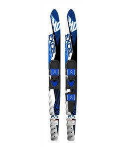 HO Excel Combo Waterskis 63 w/ Hs/Rts Bindings