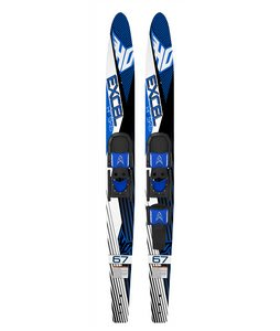 HO Excel Combo Waterskis 67 w/ Hs/Rts Bindings