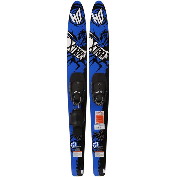 HO Xtra Waterskis 67 w/ Combo Contour & Rts Boots