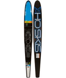 HO Freeride Slalom Ski w/ FreeMax/ART Bindings