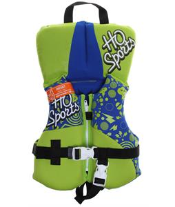 HO Wakeboard Vest Green Toddler