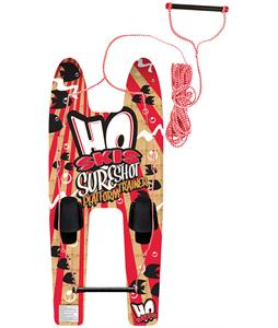 HO Sure Shot Trainers Combo Skis