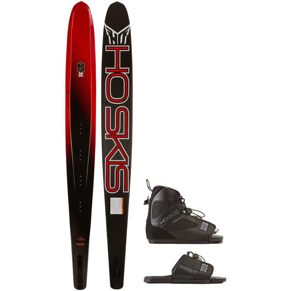 HO TX Slalom Ski w/ FreeMax/ART Bindings