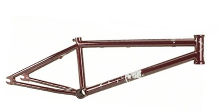 Shop for Hoffman Bama Bike Frame Pearlized Crimson 20""
