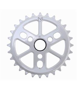 Hoffman Dinky 6061 Alloy Sprocket White 28T