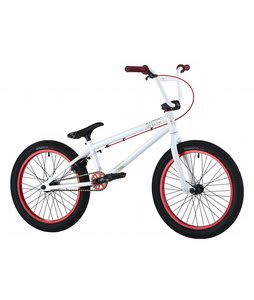 Hoffman Ontic El BMX Bike White 20in