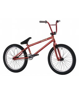 Hoffman Ontic Il BMX Bike Ed Red 20in