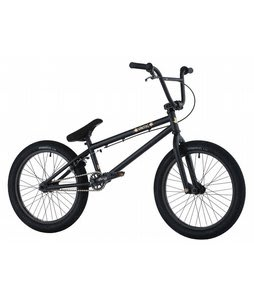 Hoffman Ontic Il BMX Bike Matte Black 20
