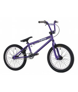 Hoffman Ontic 18 BMX Bike Ano Purple 18in