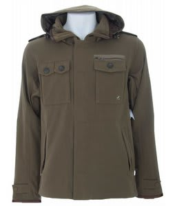 Holden Benjamin Snowboard Jacket Olive