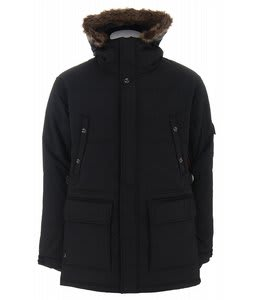 Holden Southside Snowboard Jacket Black