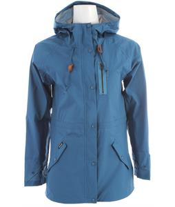 Holden 2.5L Parka Jacket Pacific Blue
