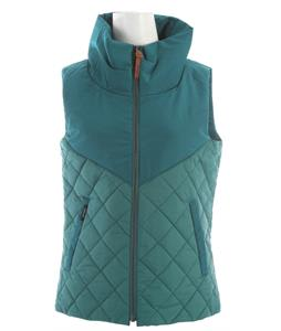 Holden Absolute Vest Emerald/Emerald