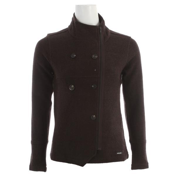 Holden Autumn Peacoat Jacket