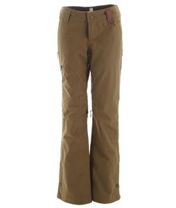 Holden Avery Snowboard Pants Olive