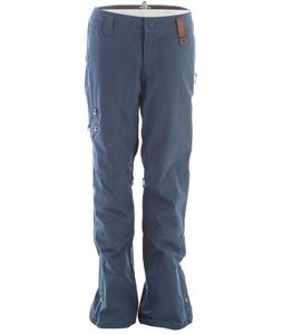 Holden Avery Snowboard Pants Thunderstorm Blue