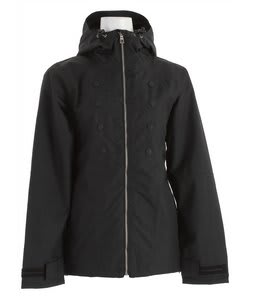 Holden Band Snowboard Jacket Black