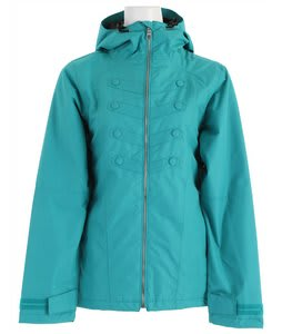 Holden Band Snowboard Jacket Topaz