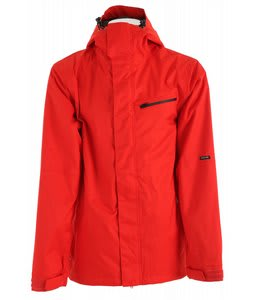 Holden Banks Snowboard Jacket Cardinal Red