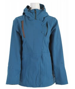 Holden Bessette Snowboard Jacket Pacific Blue