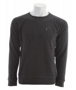 Holden Beth Crew Sweatshirt Charcoal Heather Grey