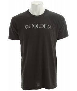 Holden Bookman T-Shirt Black
