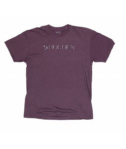 Holden Bookman T-Shirt Heather Plum