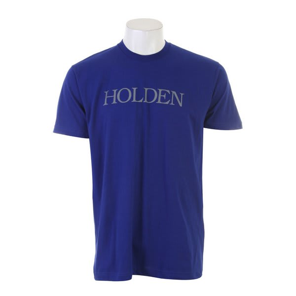 Holden Bookman Logo T-Shirt