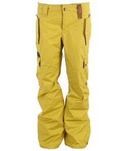 Holden BT Cargo Snowboard Pants Antique Moss