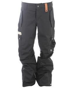 Holden BT Cargo Snowboard Pants Black