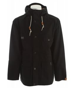Holden Camden Jacket Black