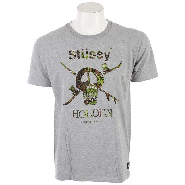 Holden Camo Snow Skull T-Shirt