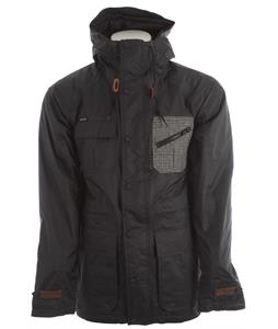 Holden Caravan Snowboard Jacket Black