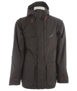 Holden Caravan Snowboard Jacket Flint