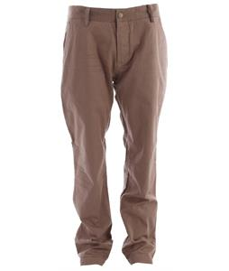 Holden Classic Chino Pants Dark Khaki