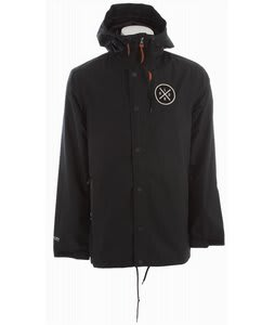 Holden Coaches Snowboard Jacket Black