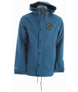 Holden Coaches Snowboard Jacket Pacific Blue